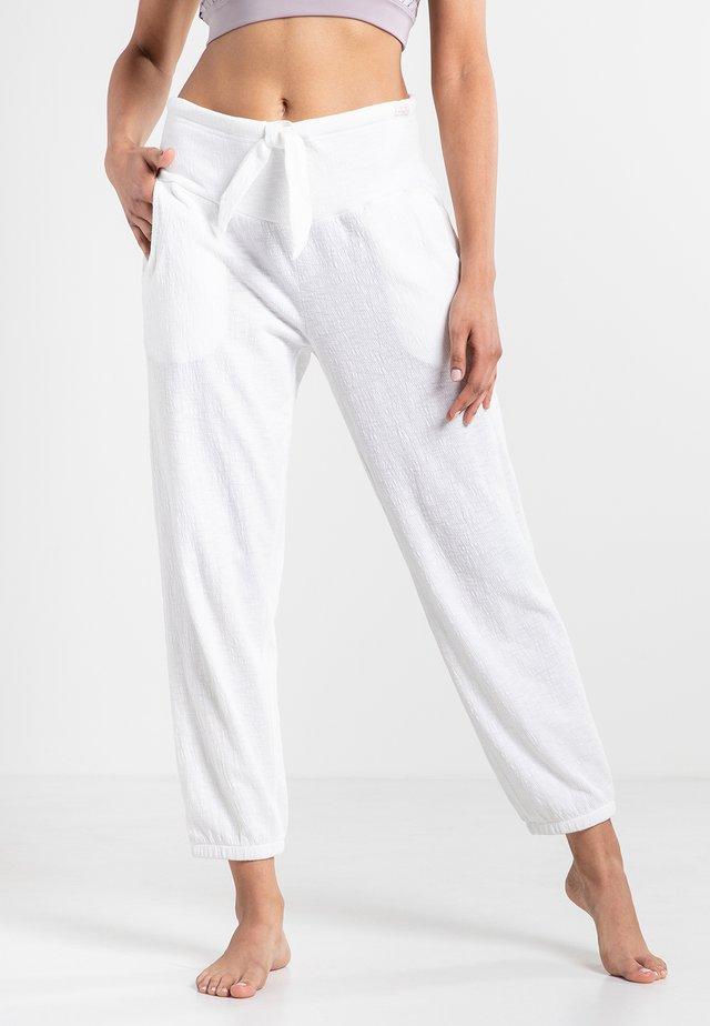 TRENTO - Trousers - off-white