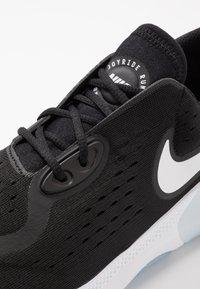 Nike Performance - JOYRIDE DUAL RUN - Obuwie do biegania treningowe - black/white - 5
