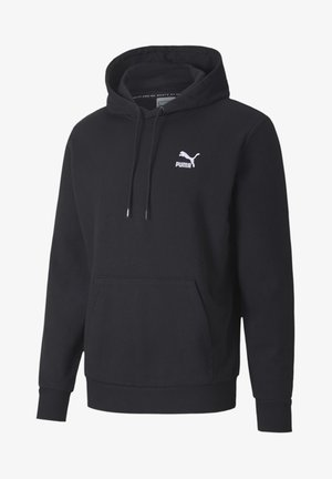 CLASSICS EMBROIDERED - Hoodie - black
