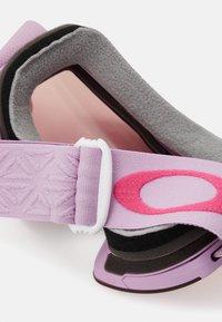 Oakley - FALL LINE XM UNISEX - Ski goggles - prizm snow/hi pink - 2