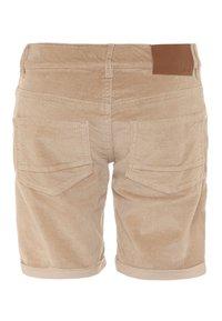 LMTD - NLMSHAUN  - Shorts - white pepper - 1
