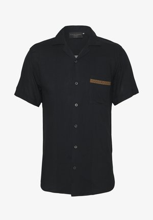 MILANO SHIRT - Shirt - black/gold