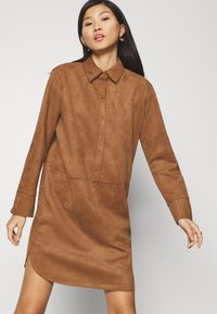 Opus - WESA - Shirt dress - peanut - 3