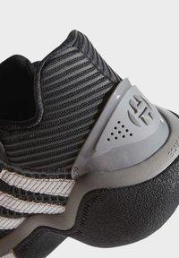 adidas Performance - HARDEN STEPBACK SHOES - Basketbalschoenen - black - 7