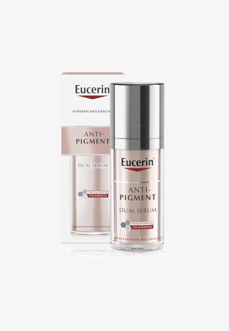 Eucerin - GESICHTSCREME ANTI-PIGMENT, DUAL SERUM BEKÄMPFT PIGMENTFLECKEN - Serum - -