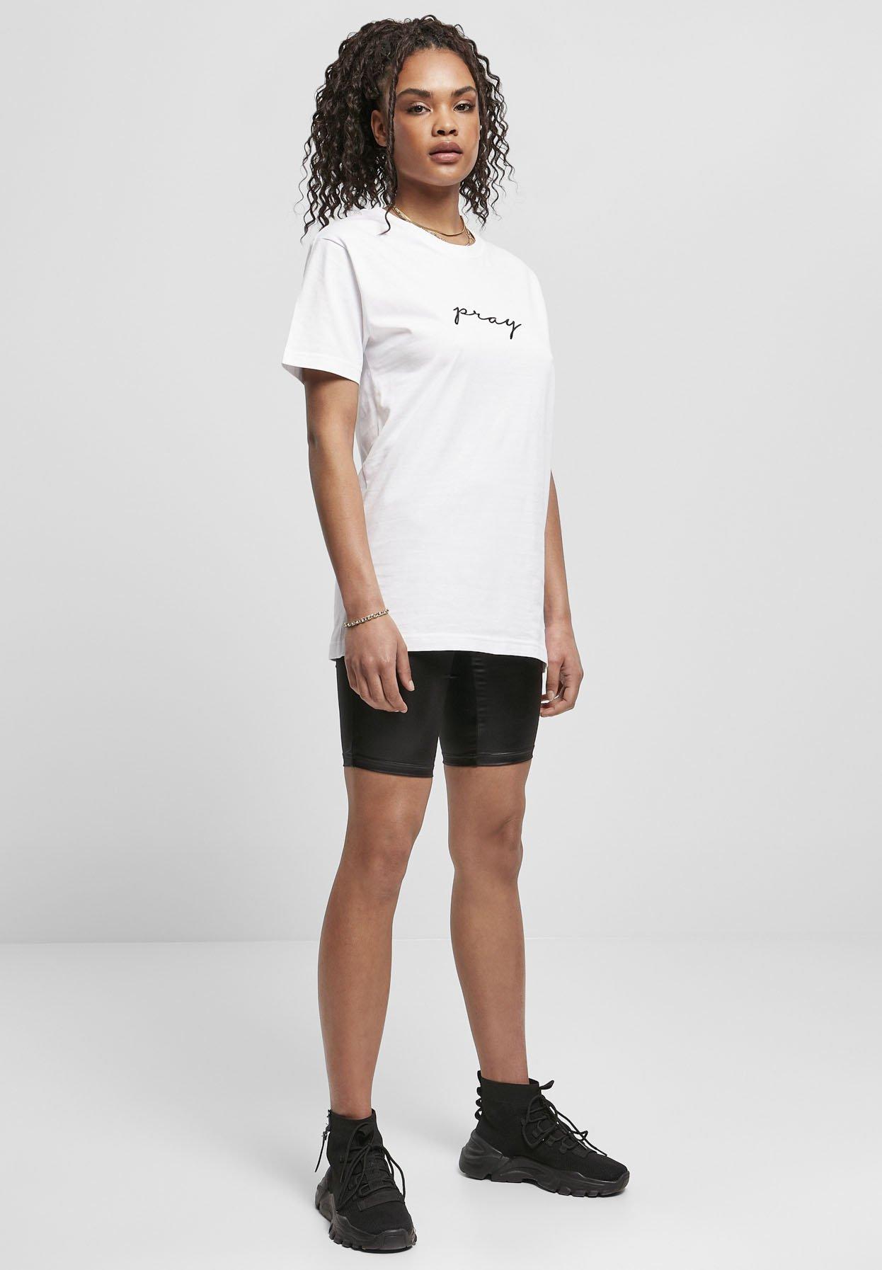 Damen PRAY EMB - T-Shirt basic