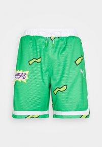 Puma - RUGRATS - Shorts - classic green - 0