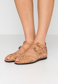See by Chloé - Sandals - cognac - 0