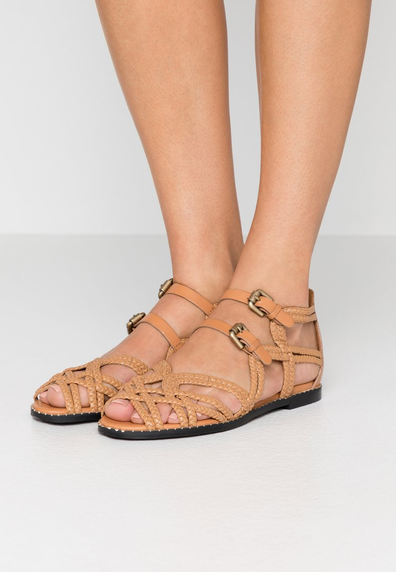 See by Chloé - Sandals - cognac