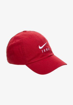 Cap - gym red / white