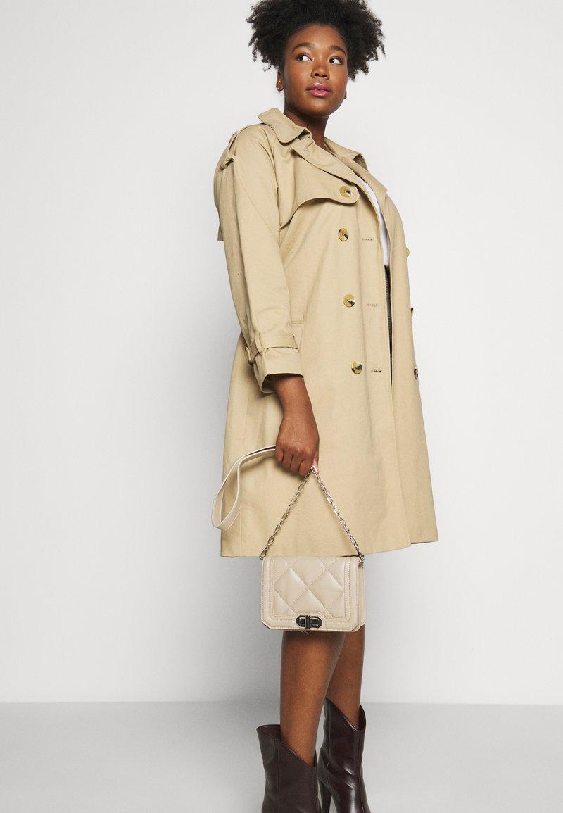 Gina Tricot - JENNI BAG NEW JENNIFER - Across body bag - beige