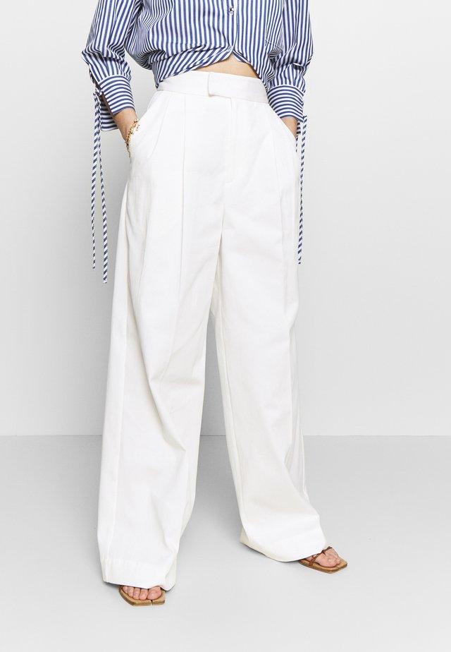 JOPLIN - Pantaloni - blanc
