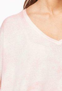 Rosa & Me - GRACE - Print T-shirt - light pink - 3