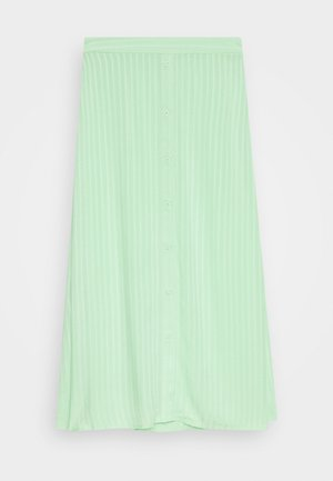 LEONORE SKIRT - A-line skirt - pistachio green