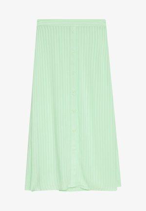 LEONORE SKIRT - A-line skjørt - pistachio green