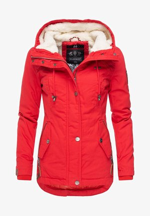 BIKOO - Winter jacket - red