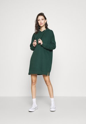 ONLLINA FEEL HOOD DRESS - Day dress - pine grove