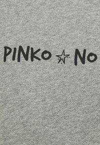 Pinko - ALGEBRA MAGLIA - Sweatshirt - grey - 7