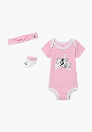 JUMPMAN CLASSICS SET - Baby gifts - pink foam