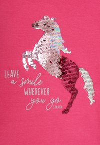 s.Oliver - Print T-shirt - pink - 3