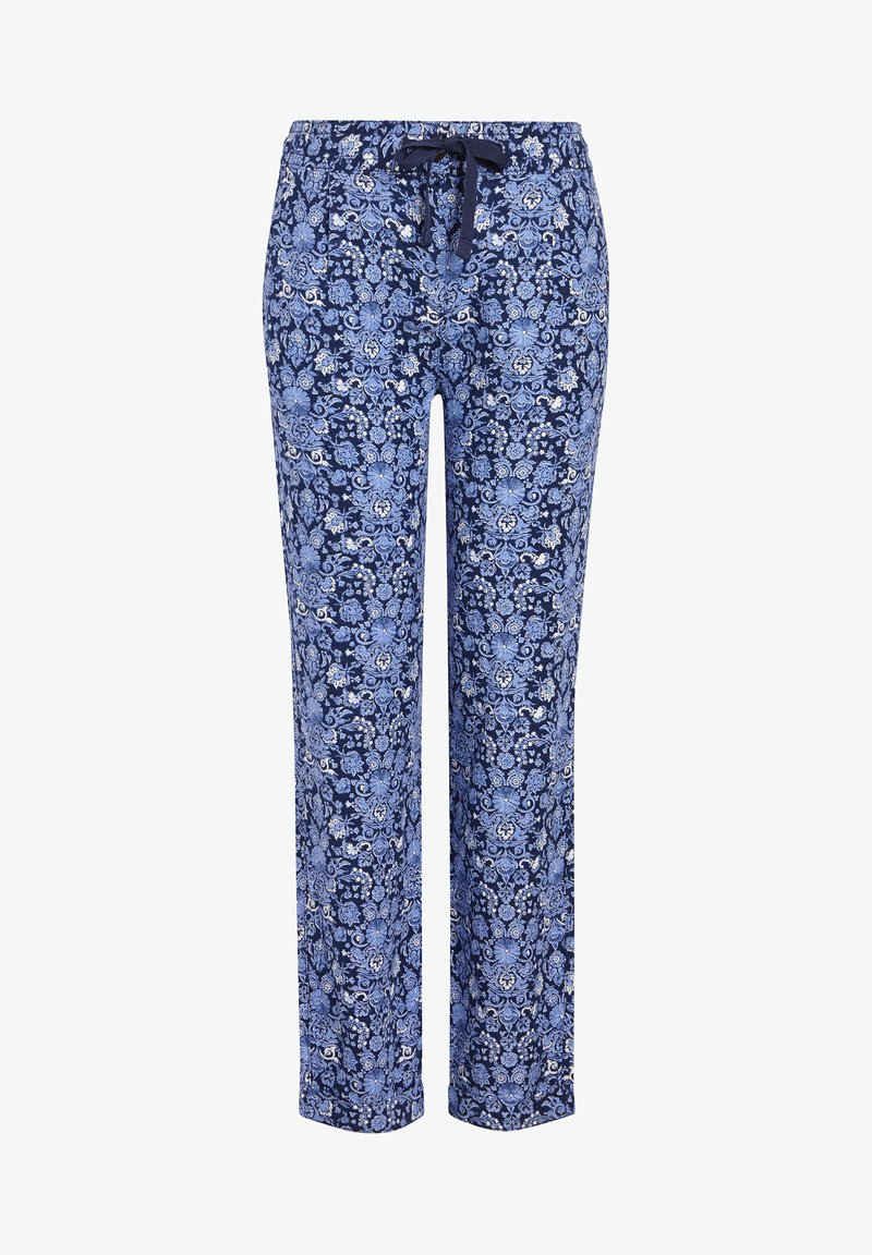 Next - Trousers - mottled blue