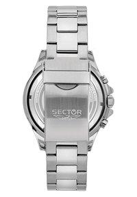 Sector - Chronograph watch - blau silber - 2