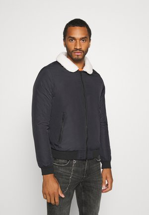 PUTNEY - Bomber Jacket - black