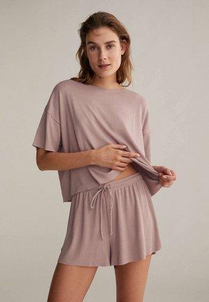 COMFORT - Pyjama top - mauve