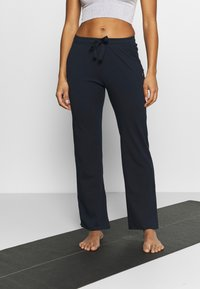 Deha - PANTS - Tracksuit bottoms - night blue - 0