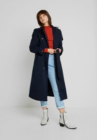 Fashion Union - ALBERT - Trenchcoat - navy - 1
