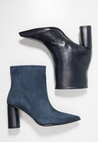 Paco Gil - MINA - High heeled ankle boots - bluette/baltik - 3