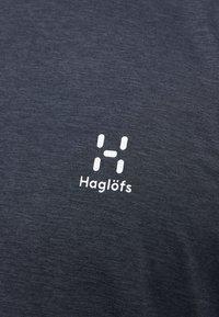 Haglöfs - Print T-shirt - true black - 5