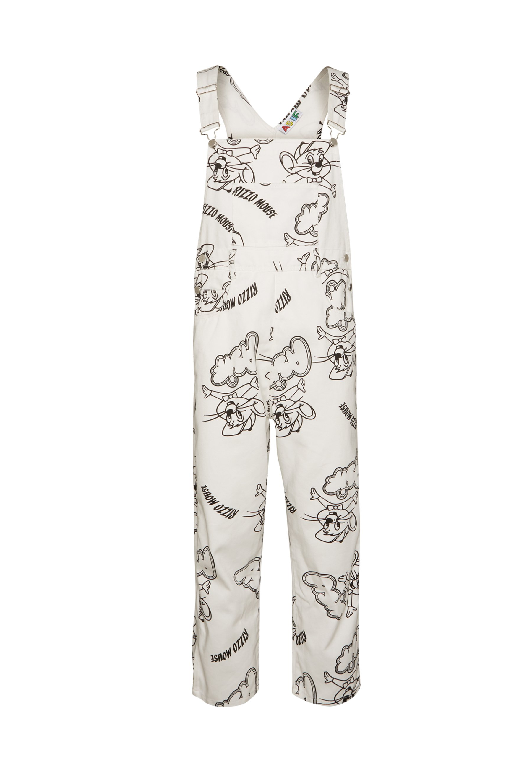 Men RIZZO MOUSE DUNGAREE UNISEX - Dungarees