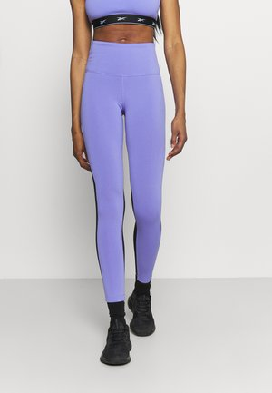 BEYOND THE SWEAT - Leggings - hyper purple