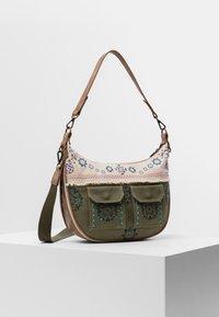 Desigual - BOLS MILIBELLINI SIBERIA - Handbag - green - 4