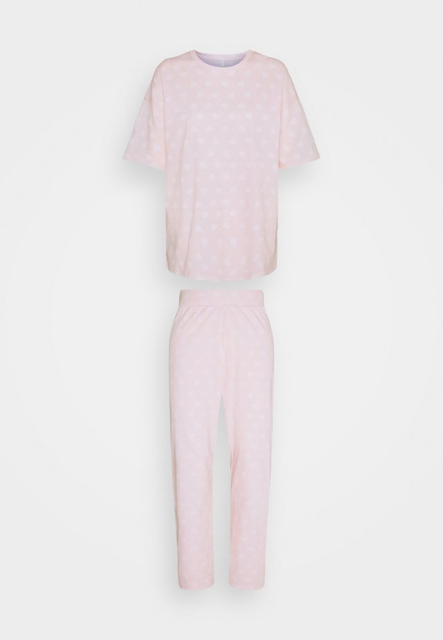 ONLHOLLEY NIGHTWEAR - Pyjama - pink marshmallow