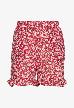 YASVERA - Shorts - racing red