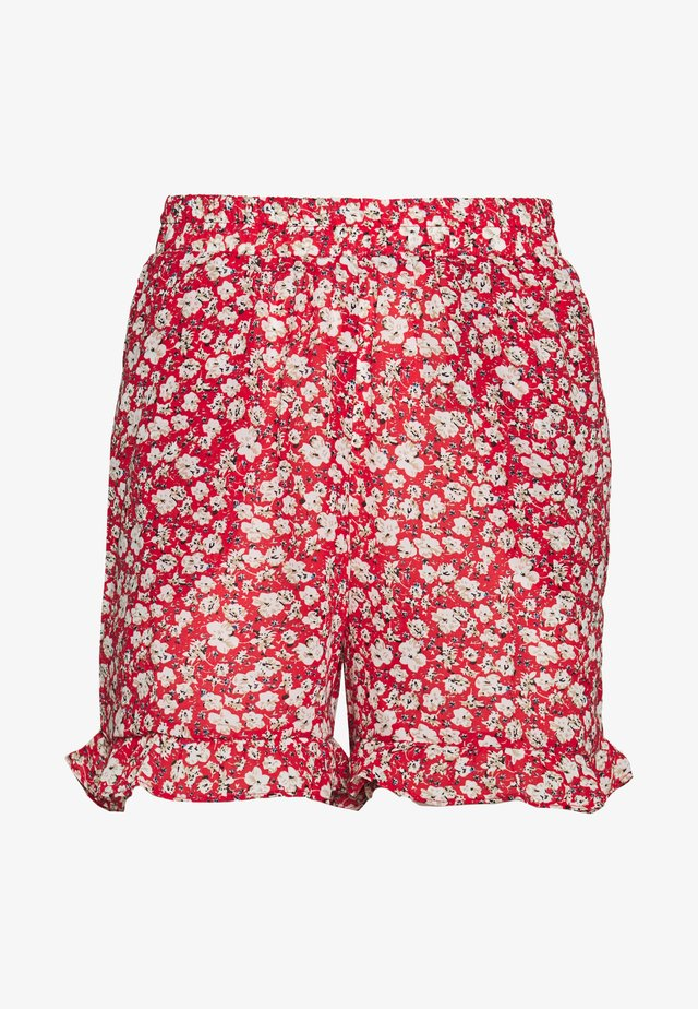 YASVERA - Shorts - racing red