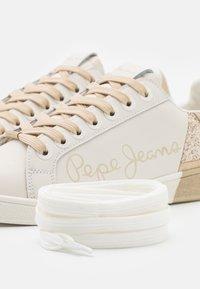 Pepe Jeans - BROMPTON FUN - Trainers - gold - 5