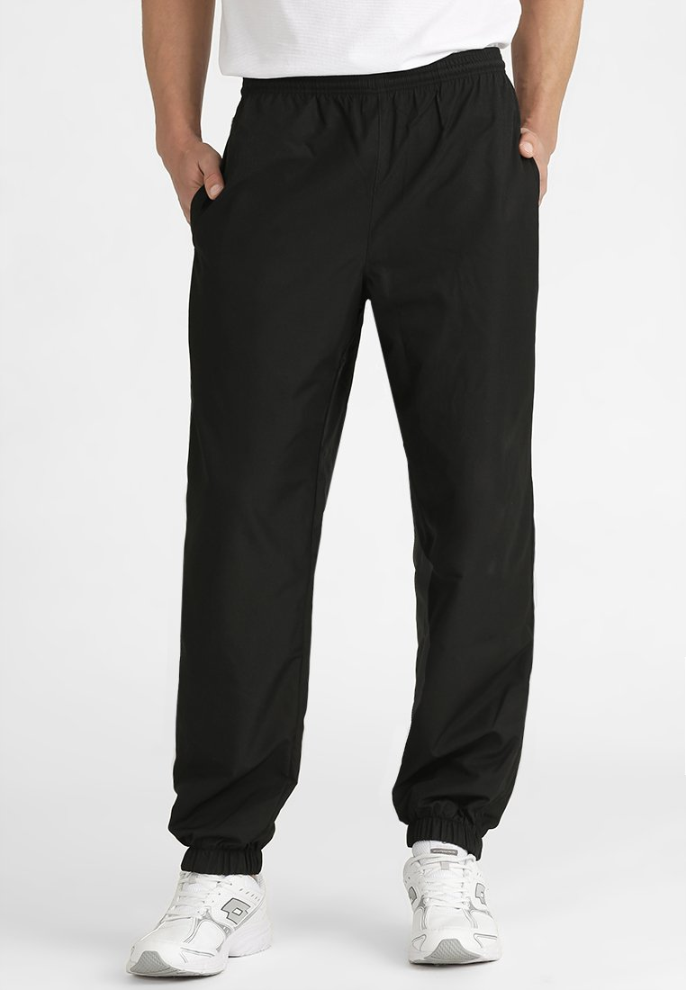 Lacoste Sport - TENNIS PANT - Pantalon de survêtement - black