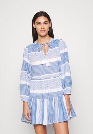 PACIFIC DRESS - Beach accessory - blue