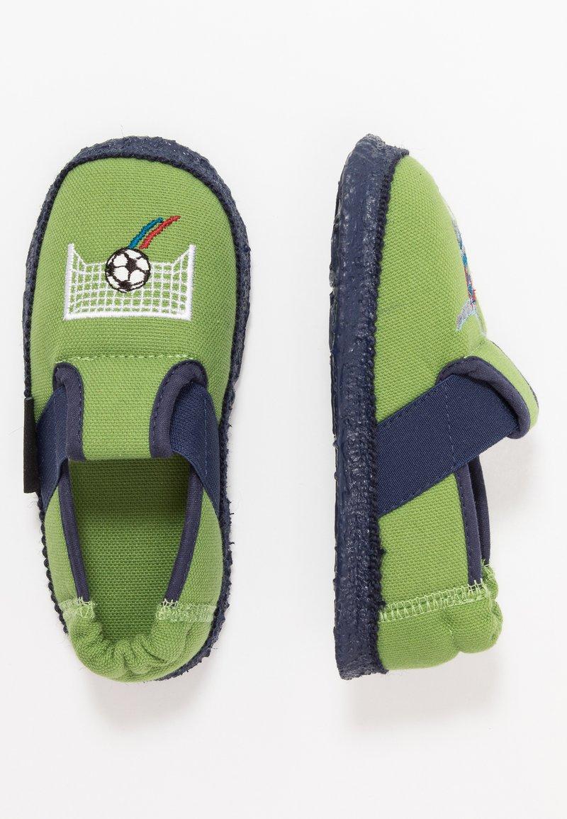 Nanga - GOLIATOR - Domácí obuv - grün