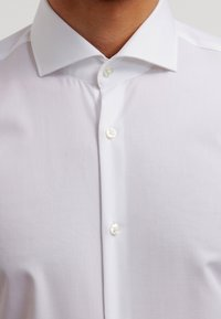 HUGO - JASON SLIM FIT - Formal shirt - open white - 4