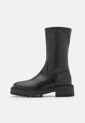 COMMADORE BOOT  - Platform boots - black