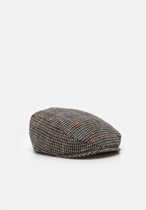 FLAT - Cap - brown