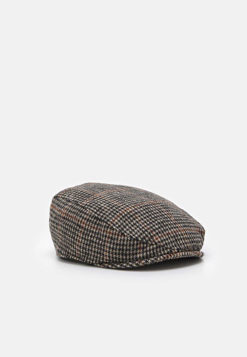 Burton Menswear London - FLAT - Cap - brown