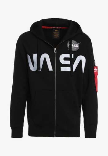 NASA ZIP HOODY