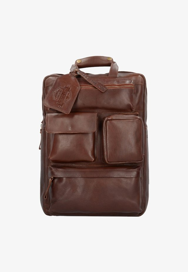 COWBOYS - Rucksack - nut brown