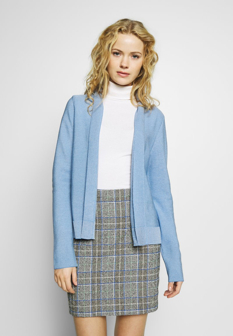 MAERZ Muenchen - CARDIGAN - Cardigan - forget me not