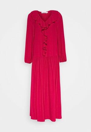 DRESS BLAIR - Maxikjoler - persian red